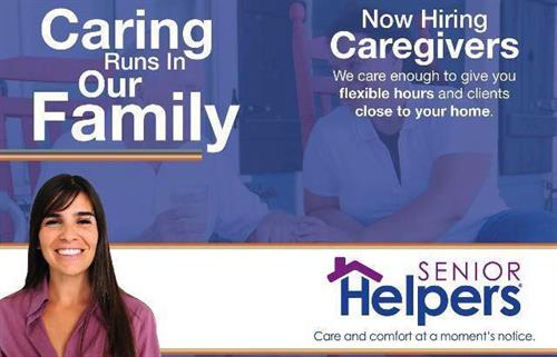 Seeking Part Time Personal Professional Caregivers