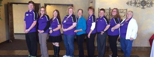 Senior Helpers of the Fox Cities, a few of our great caregivers