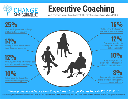 common topics for executive coaching