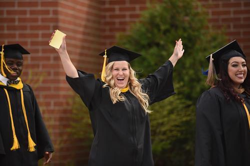 Lakeland Graduate