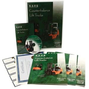 SAFE-Lift Counterbalance DVD Kit