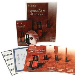 SAFE-Lift Narrow Aisle DVD Kit