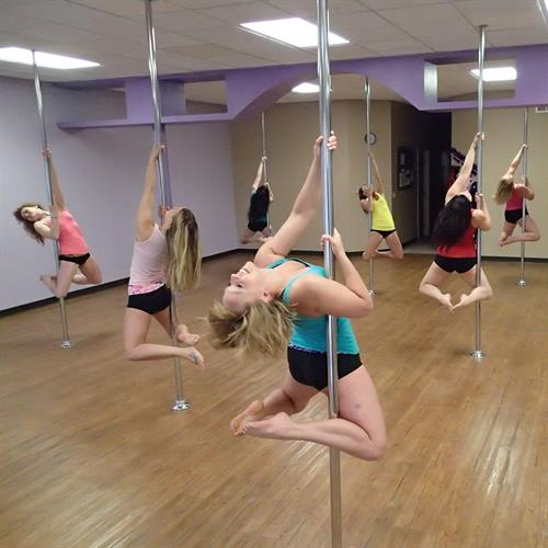 Pole Exercise Class