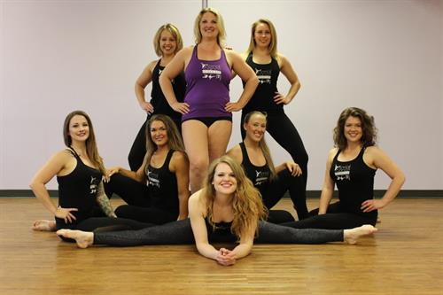 Aerial Dance team of Instructors