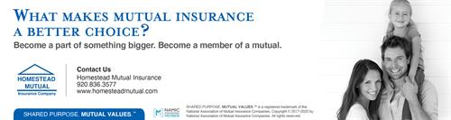 Why Homestead Mutual Insurance?