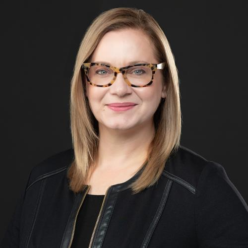 Paula Pergl, EVP, Executive Search & Business Development
