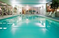 Indoor Pool Open 24 Hours