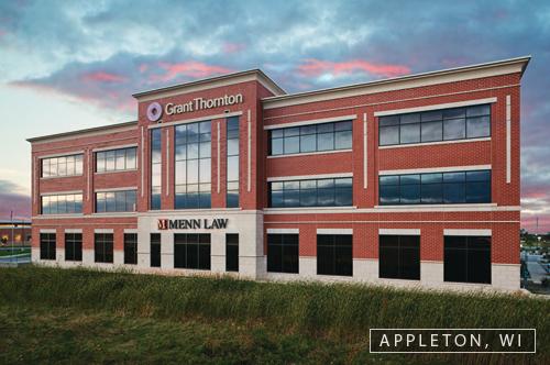 Menn Law Firm, Ltd. - Appleton office building