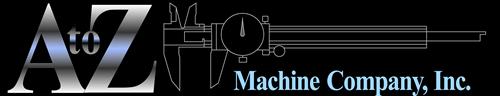 A to Z Machine Logo