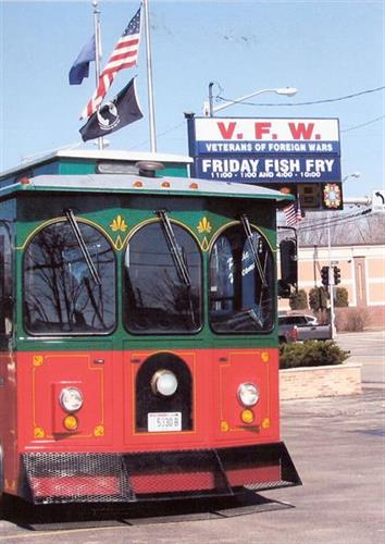 Lamers' Trolley at the Appleton VFW Post No. 2778