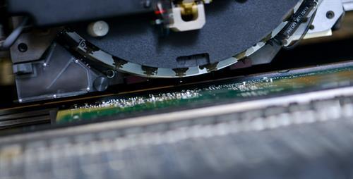 PCB assembly (PCBA)