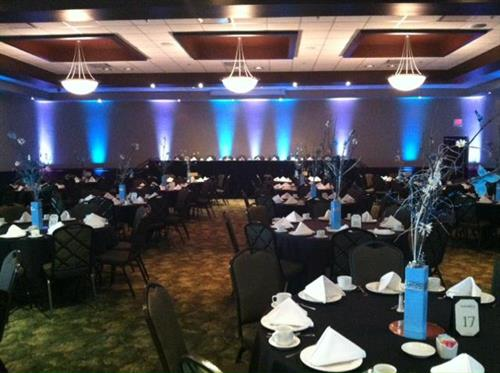 The Marq's Lineville banquet hall
