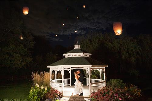 The Second of The Marq's Ceremony Locations-The Gazebo