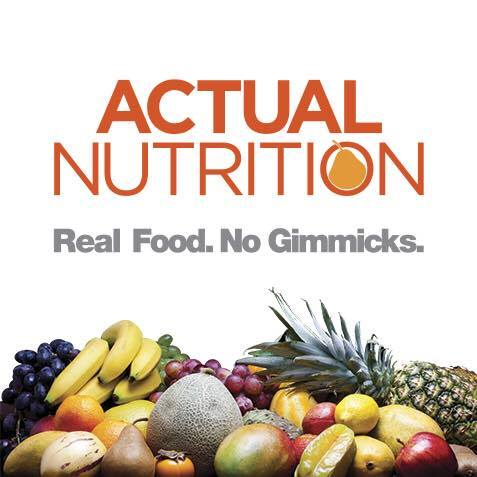 Actual Nutrition Logo Food