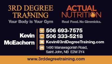 Kevin McEachern biz card