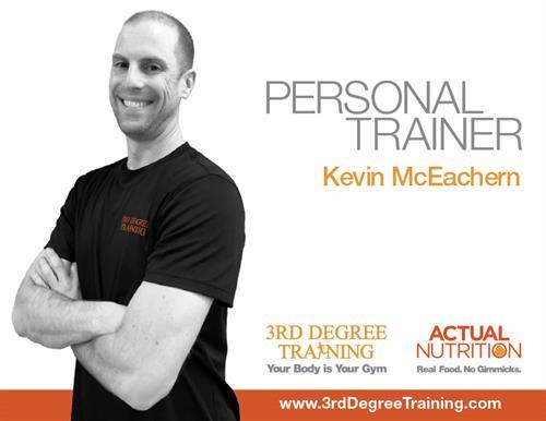 Kevin McEachern Personal Trainer