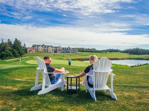 Rodd Crowbush Beach and Golf Resort