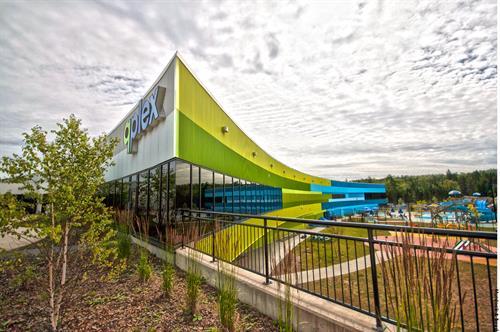 QPLEX Arena Complex