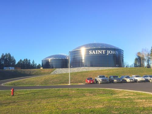 Saint John Drinking Water Plant