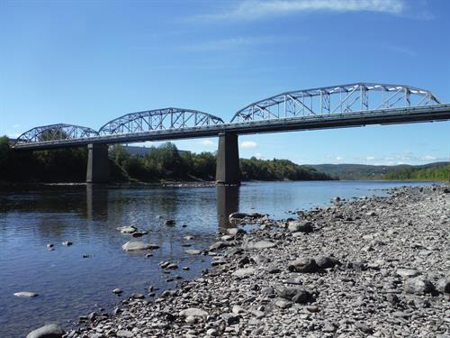 Madawaska-Edmundston International Bridge