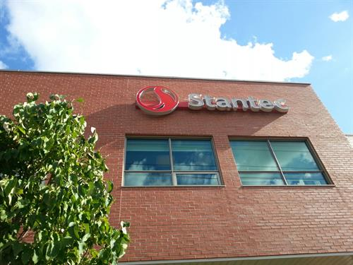 Stantec Saint John Office