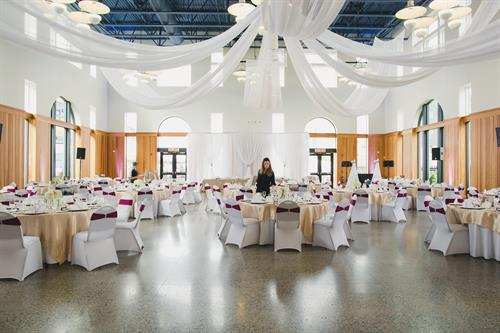 Weddings at Port Saint John