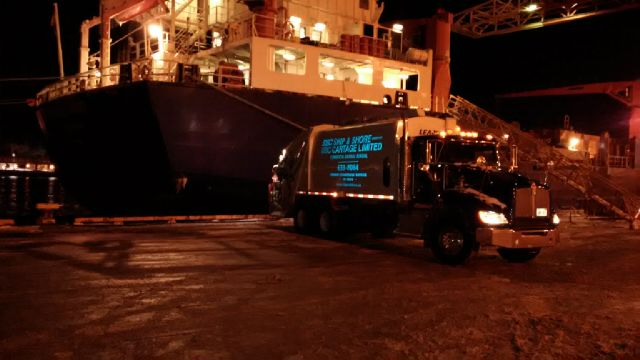 Ship & Shore Cartage Ltd