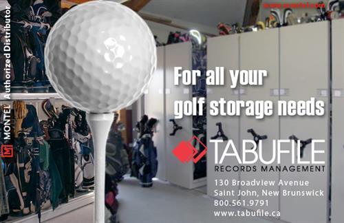 Golf Storage
