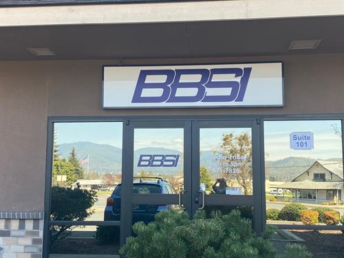 BBSI Grants Pass Office