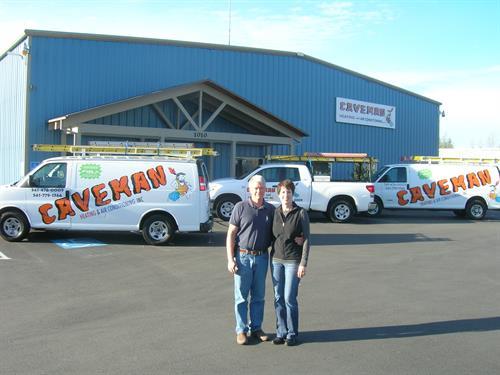 Caveman Heating & A/C, Inc.