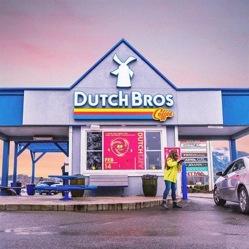Grants Pass Dutch Bros