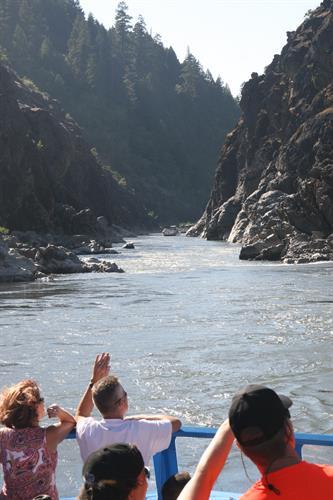 See Historic, Hellgate Canyon