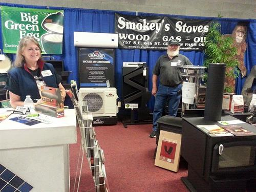 Home Show - Smokey's Stoves