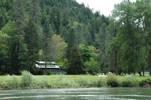 across river