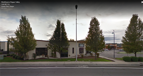 WorkSource Rogue Valley exterior