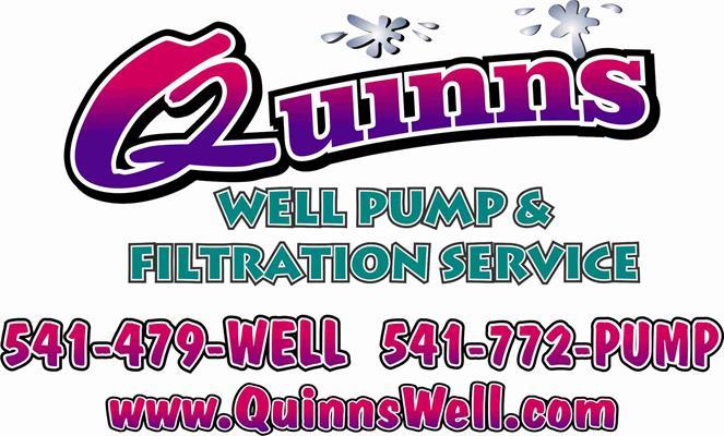 Quinn's Well Pump & Filtration Service