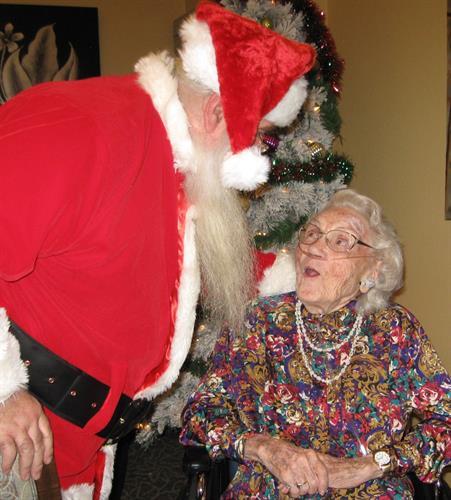 "It's no surprise that our residents are on the ""nice"" list!"