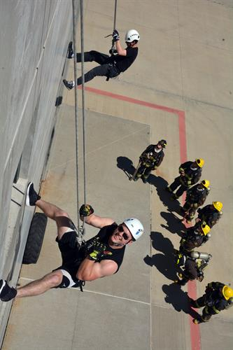 RCC's Firefighter Training