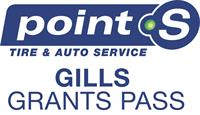 Gills Point S Tire & Auto Service - Grants Pass