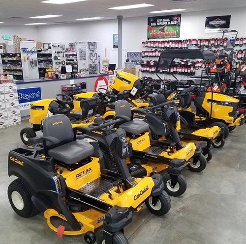 Appliance & Mower Center -- Now carrying Cub Cadet!