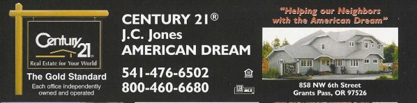 Century 21 J.C. Jones American Dream