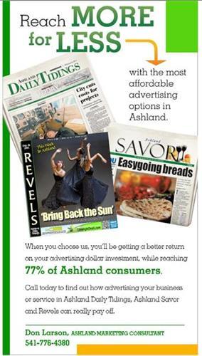 Ashland Package