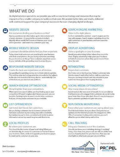 Propel Digital Marketing Solutions