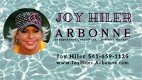 Arbonne International - Joy Hiler