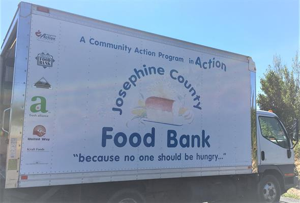Josephine County Food Bank