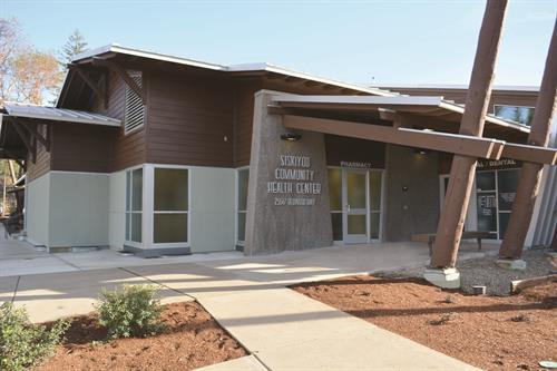 Siskiyou Community Health Center – Cave Junction Clinic