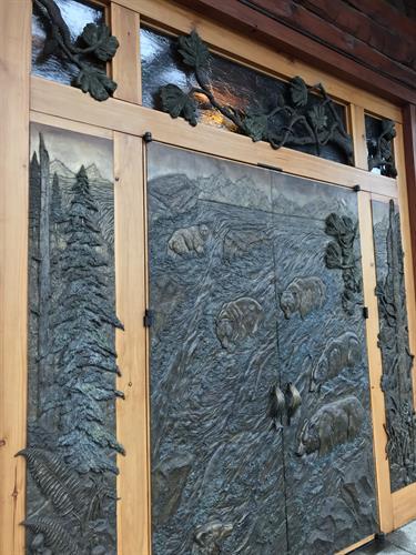 Artistry - Taprock Front Doors
