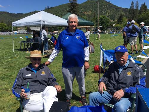 Rotary Track Meet