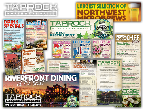 Taprock Northwest Grill