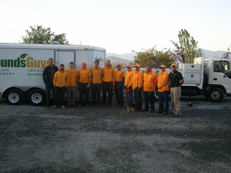 Grounds Guys Landscape Management